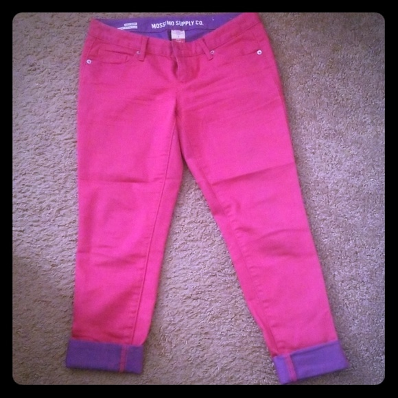 Mossimo Supply Co. Denim - Colored Jeans!